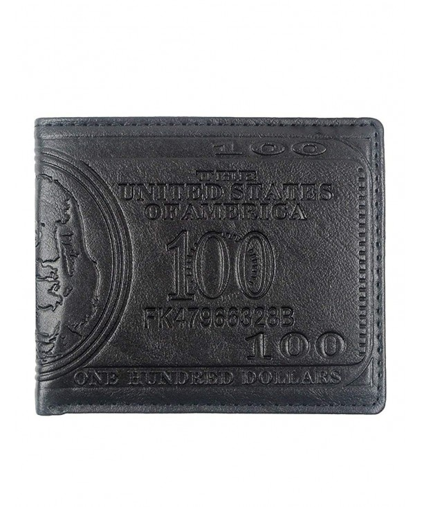 POPUCT Dollar Money Bifold Wallet