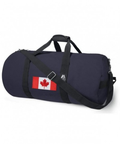 OFFICIAL Canada Flag Duffle Suitcases