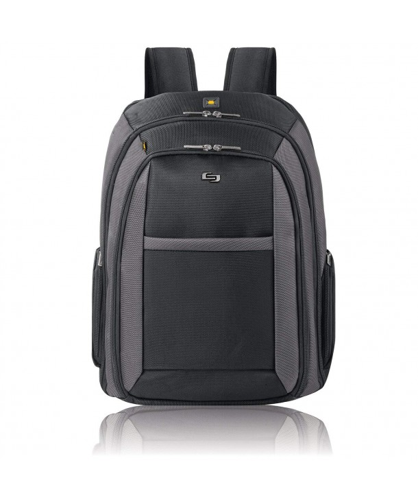Metropolitan Laptop Backpack Removable Sleeve