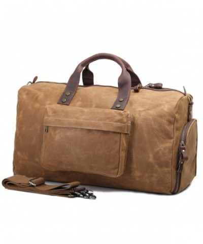 UNISACK Waterproof Leather Handbag Weekend