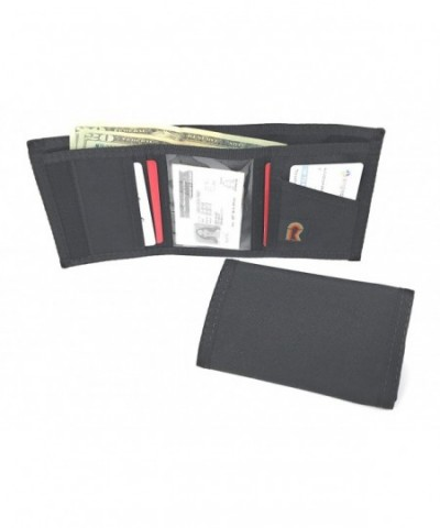 Trifold Basic Wallet Rainbow California