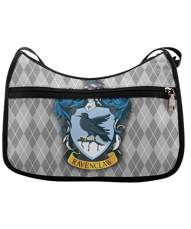 Female Handbgas Shoulder Ravenclaw Pattern
