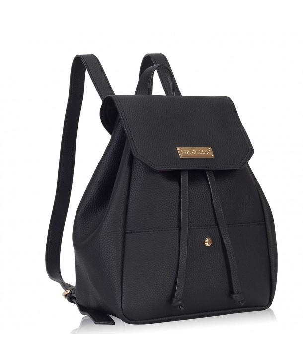 Backpack Purse Women School Leather