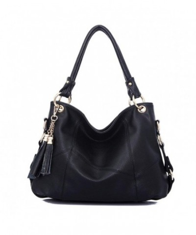 FiveloveTwo Top Handle Shoulder Satchel Handbags
