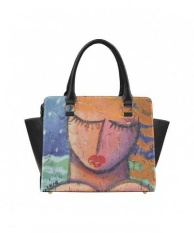 Interestprint Abstract Shoulder Handbag Classic