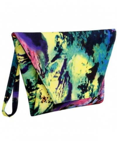 Colorful Abstract Fashion Oversized Envelope