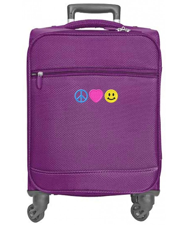 Kids Travel Zone Happiness Suitcase