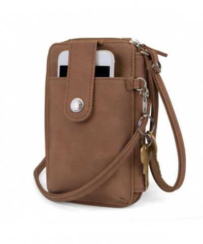 Mundi Jacqui Leather Womens Crossbody
