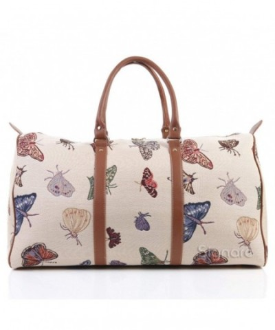 Signare Tapestry Holdall Butterfly BHOLD BUTT