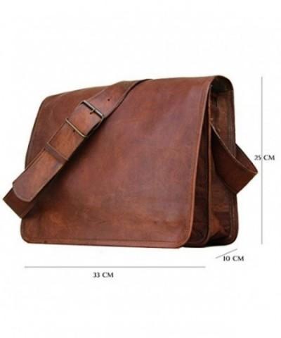 Messenger Leather Vintage Shoulder Fashionable
