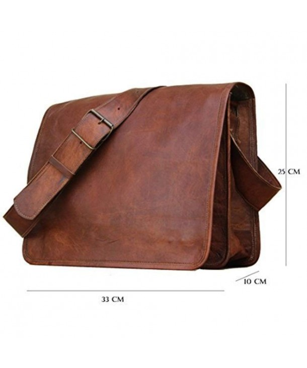 Messenger Leather Vintage Shoulder Fashionable