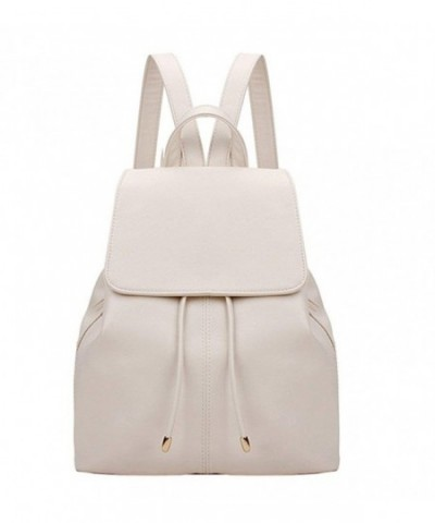 Kurish Vintage Leather Backpack Shoulder