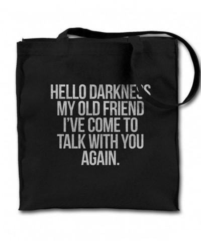 Darkness Friend Canvas Shopping Shoulder