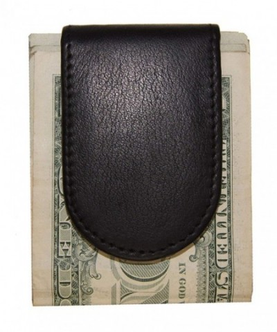 Wallets Genuine Leather Simple Magnet