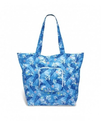 Hawaiian Turtle Floral Deluxe Foldable