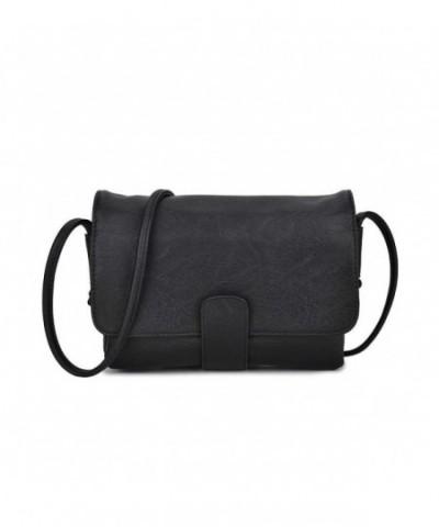 Crossbody Shoulder Pockets Satchel Leather
