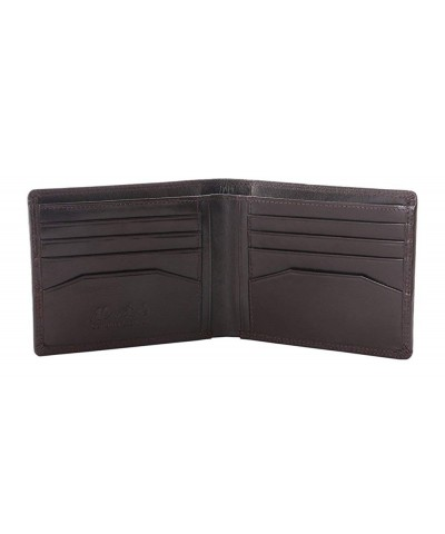 Newhide Mens Brown Leather Wallet