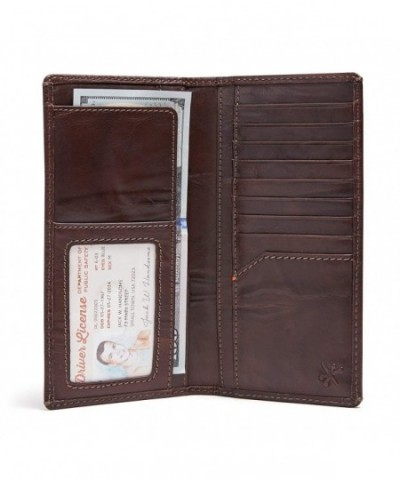 Co Wallet Full Leather LONG WALLET Mens Leather