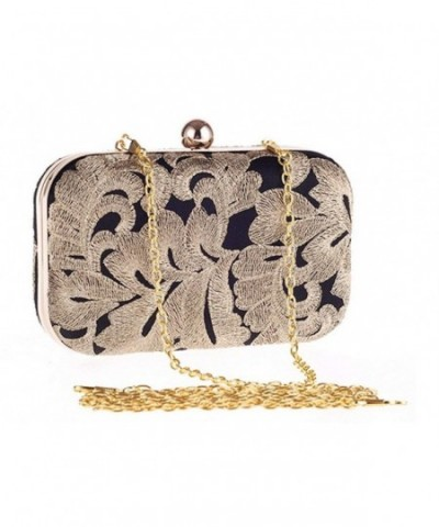Vitnage Embroidery Evening Clutch Dinner
