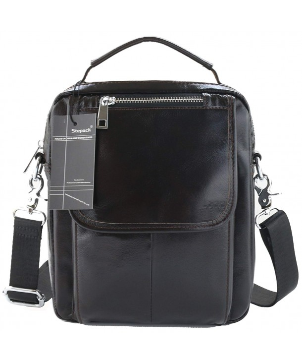 Stepack Fashion Genuine Messenger Shoulder