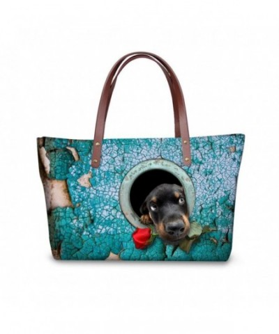 DESIGNS Vintage Animals Shoulder Handbags