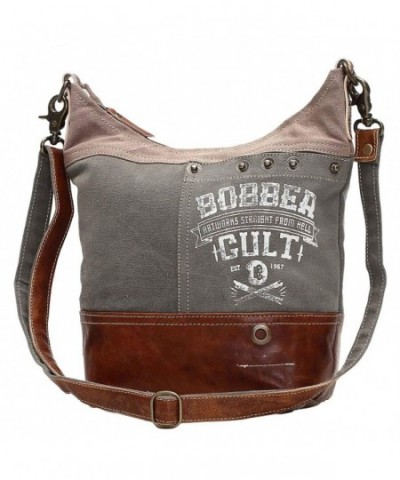 Myra Bag Bobber Upcycled Shoulder