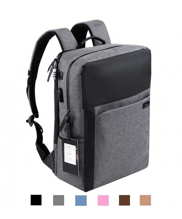 Business Repellent Backpack Charging LaptopRAY
