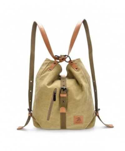 Casual Shoulder Fashion Backpack Convertible