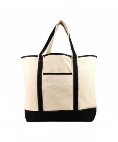 NuFazes Cotton Canvas Grocery Natural