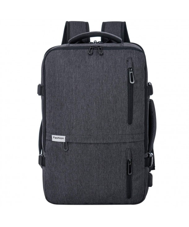Backpack Approved Weekender expandable Organized