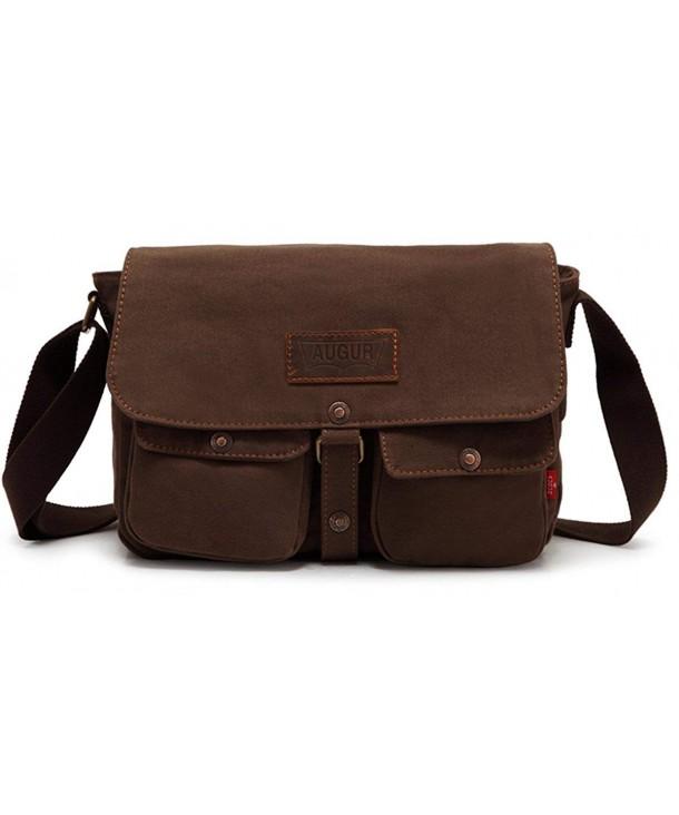 Casual Genuine Leather Shoulder Messenger
