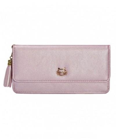 Damara Women Cute Tassels Wallet