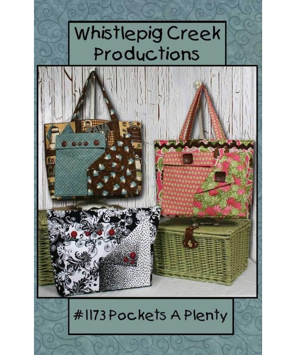 Whistlepig Creek Productions Pattern Pockets