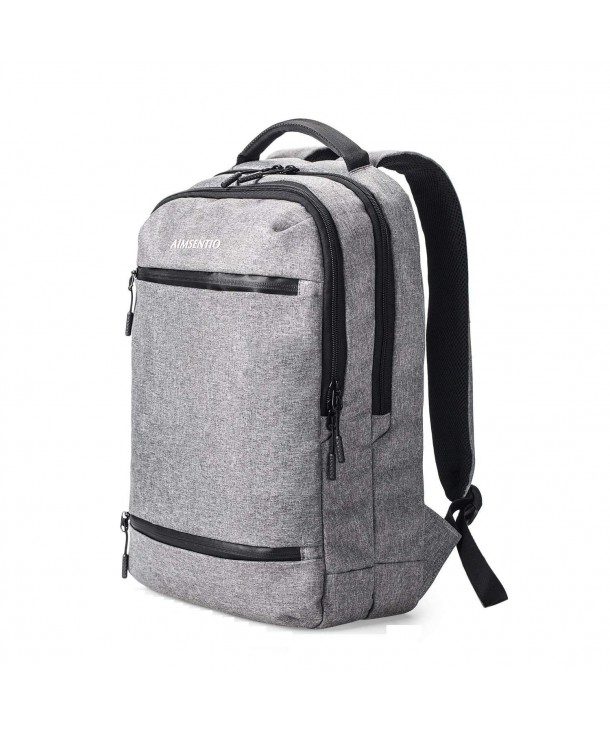 Aimsentio Backpacks Computer Daypack Macbook