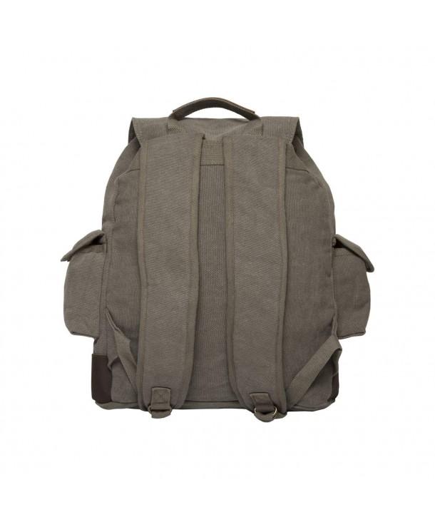 Wonder Vintage Rucksack Backpack Leather
