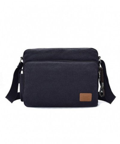Classic Shoulder Messenger Crossbody Pockets