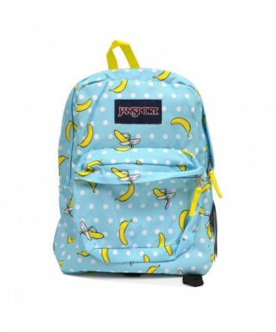 Classic Jansport Superbreak Backpack Bananas