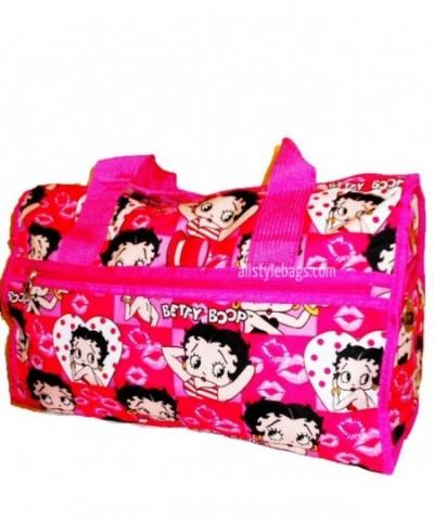 allofpurses BettyBoop Shoulder Overnight Handbag