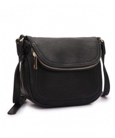 Lightweight Crossbody Purses Shoulder Leather