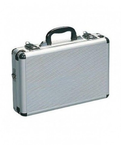 Unknown AM 10 Aluminum Briefcase Silver