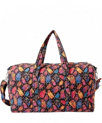 Laurel Burch Multie Feline Weekender