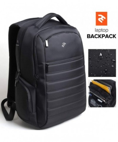 Business Laptop Backpack Headphone Multi Compartment
