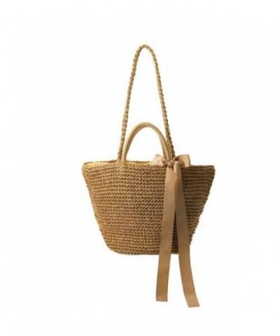 Summer Shoulder Handbag Cotton Lining
