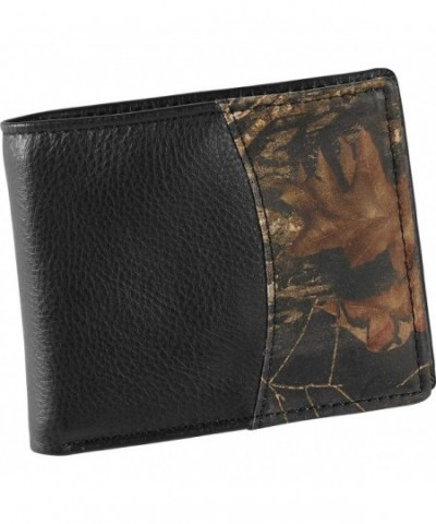 Legendary Whitetails Leather Billfold Wallet