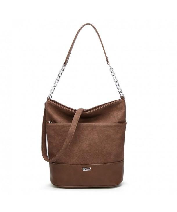 Handbags Top Handle Handbag Leather Shoulder