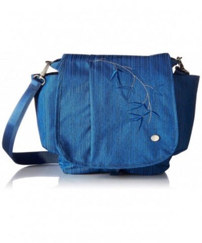 Haiku Convertible Crossbody Backpack Sapphire