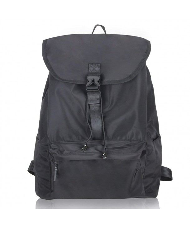 LUXJA Drawstring Backpack Front Sports