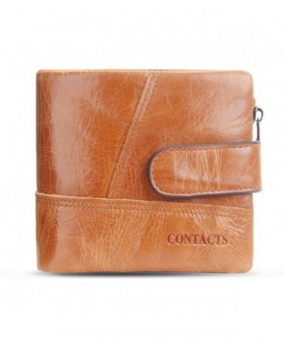 Contacts Capacity Vintage Genuine Leather