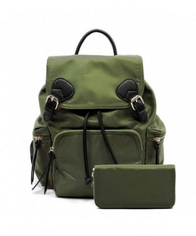 Chill Nylon Backpack Handbag Wallet