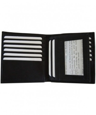 Wallets Genuine Leather European Removable